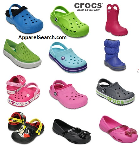 Crocs Childrens Shoe Brand  Kids Footwear 1b96b94ba83a