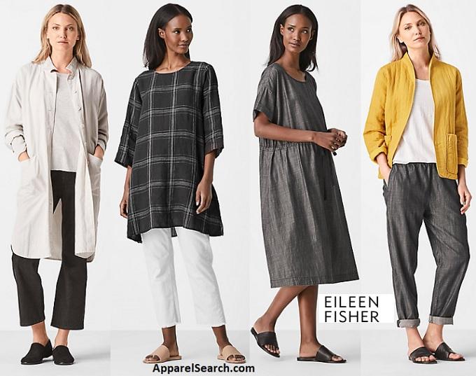 Eileen Fisher Women's Fashion Brand clothing for women