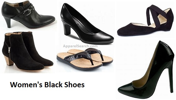 Women S Black Shoes Guide And