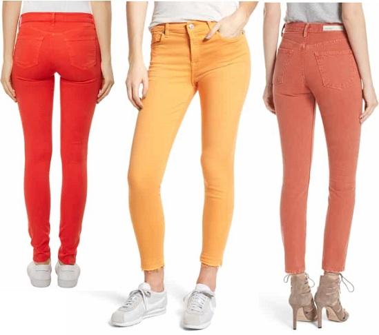 Women orange jeans guide about orange denim jeans for women jpg 549x486  Jeans for women orange c1fbb0f405479