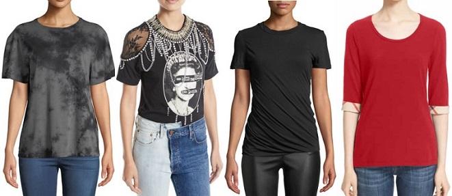 fc110ba8 Women's Designer T-shirts Guide