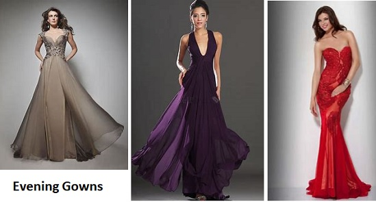 Evening Gowns guide and information resource about Evening Gowns ...
