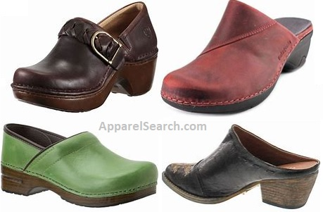 Womens Clogs guide and information about Ladies Clogs