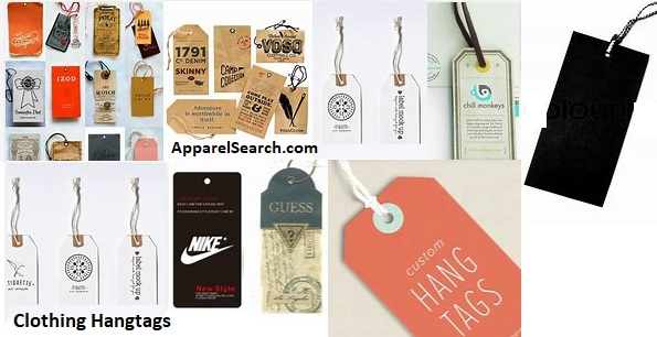Clothing Hangtags