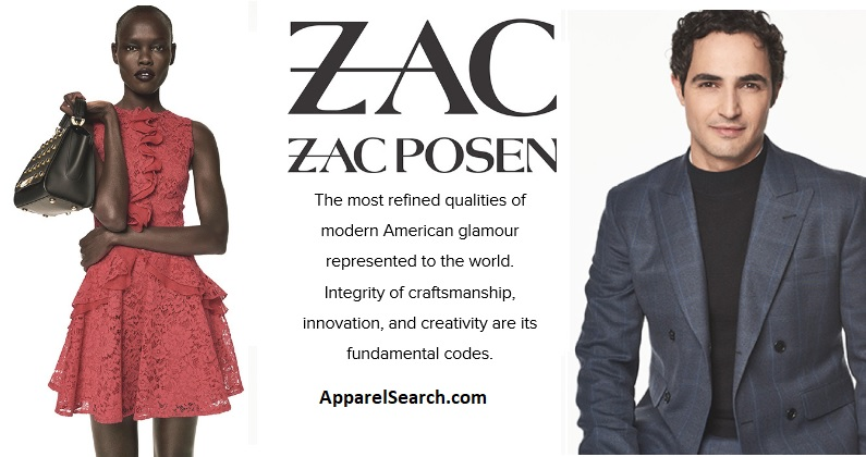 Zac Posen Fashion Designer Guide