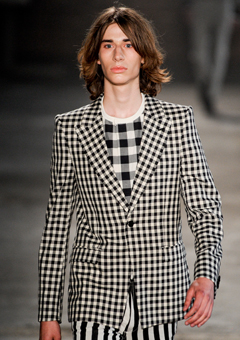 2011 Fashion Forecast on Milan Fashion Week Menswear Trends Ss11