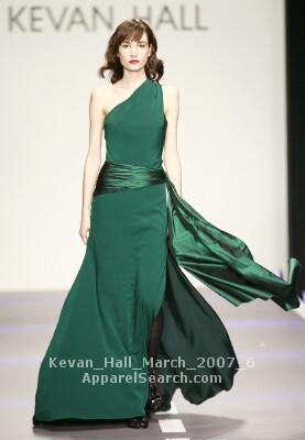 Kevan Hall Fashion Designer Bio