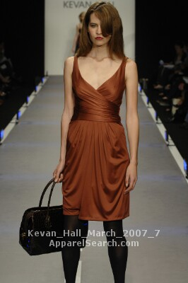 Kevan Hall Fashion Designer Bio