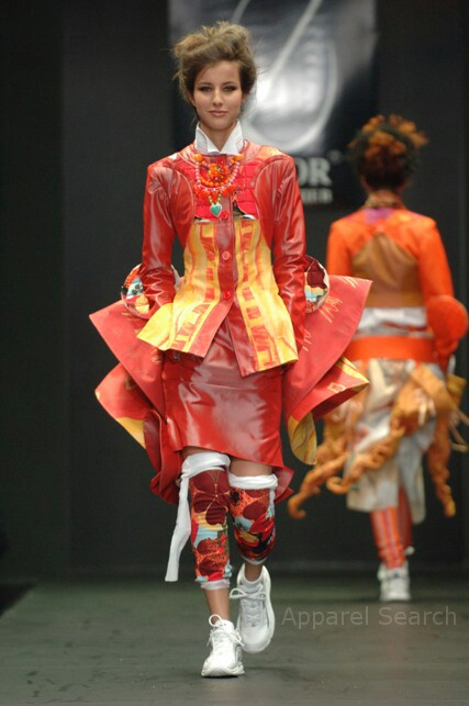 Russia Fashion Week 2005 - Image on Apparel Search