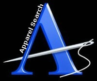 Apparel Search Blue Logo 2