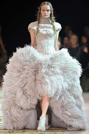 Alexander McQueen Fashion Collection