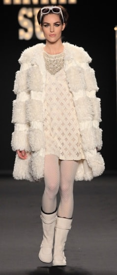 Anna Sui Fall Fashion Collection