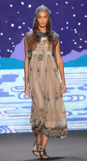 Spring Fashion from Anna Sui