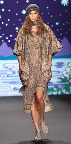 Anna Sui Spring Fashion