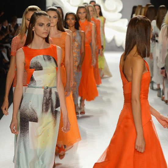Carolina Herrera Fashion Week