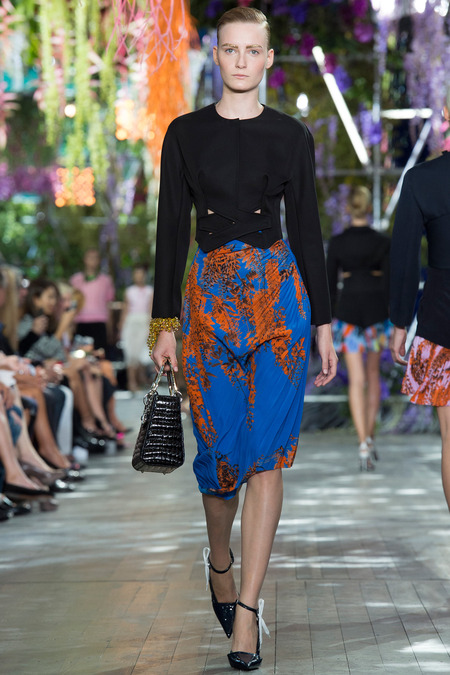 Christian Dior Spring Fashion
