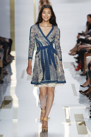 Diane von Furstenberg Fashion Week