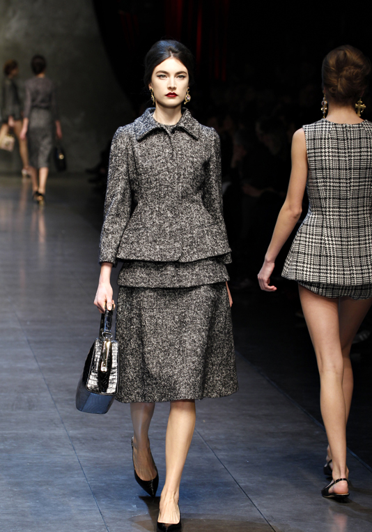 Dolce & Gabbana Fall Fashion