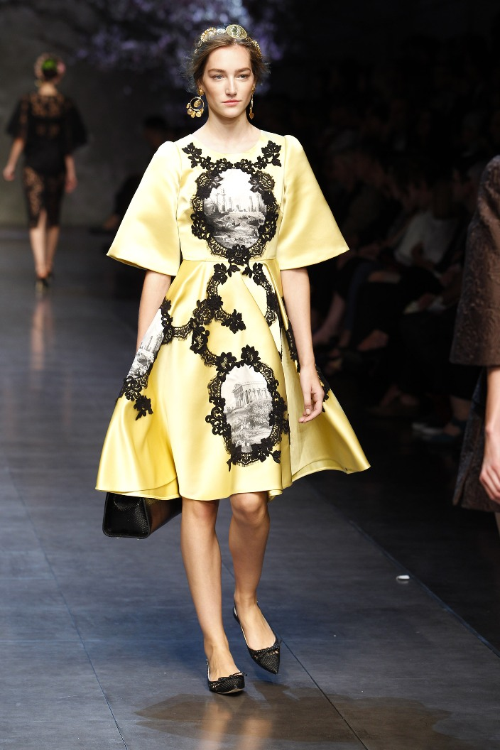 Dolce & Gabbana Spring Dress