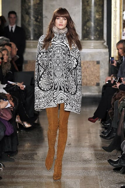 Emilio Pucci Fashion Week