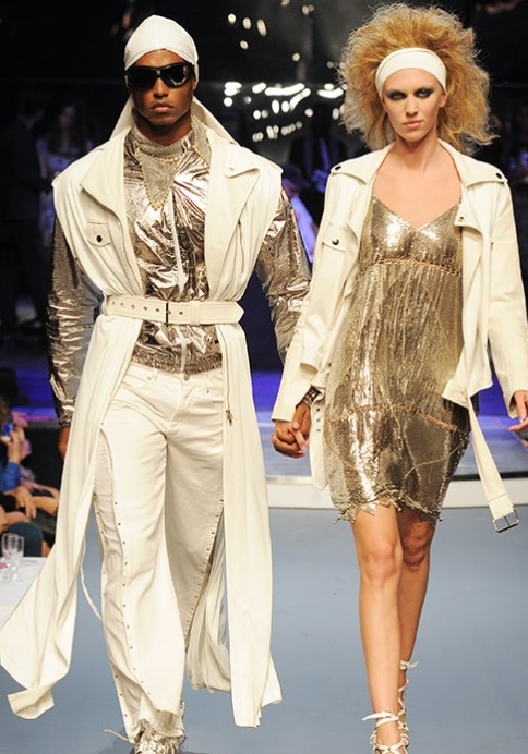 Jean-Paul Gaultier Fashion Week Designs