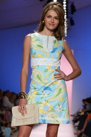 Lilly Pulitzer Fashion Week Collection