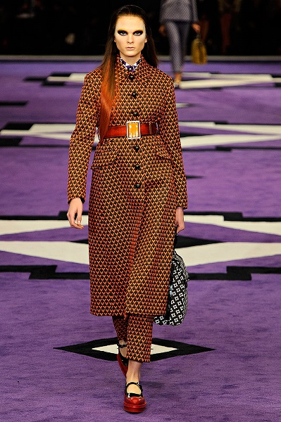 Prada Runway Fashion Collection