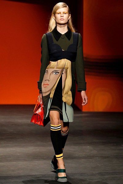 Prada Fashion Week