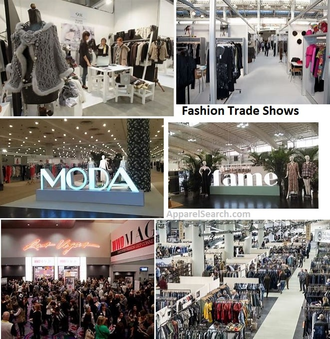 Fashion Trade Shows