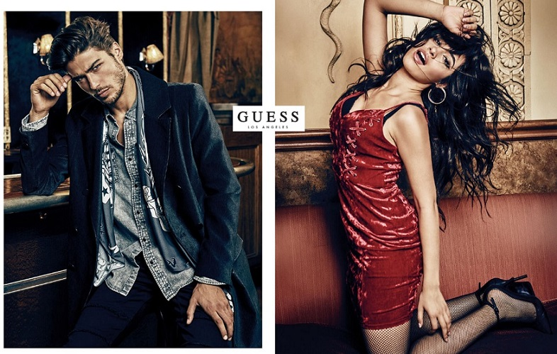 Guess Fashion Advertisement