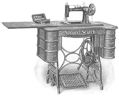 apparel industry sewing machine