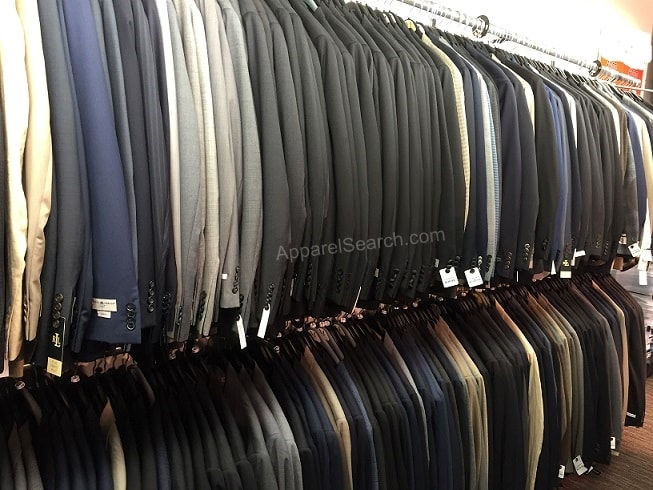 Men's Suit Rack