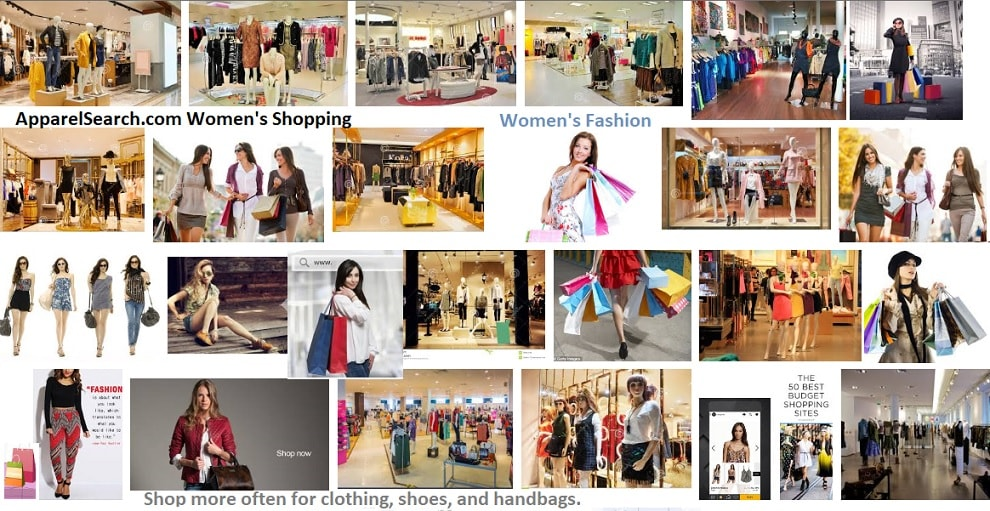 womens fashion shopping guide