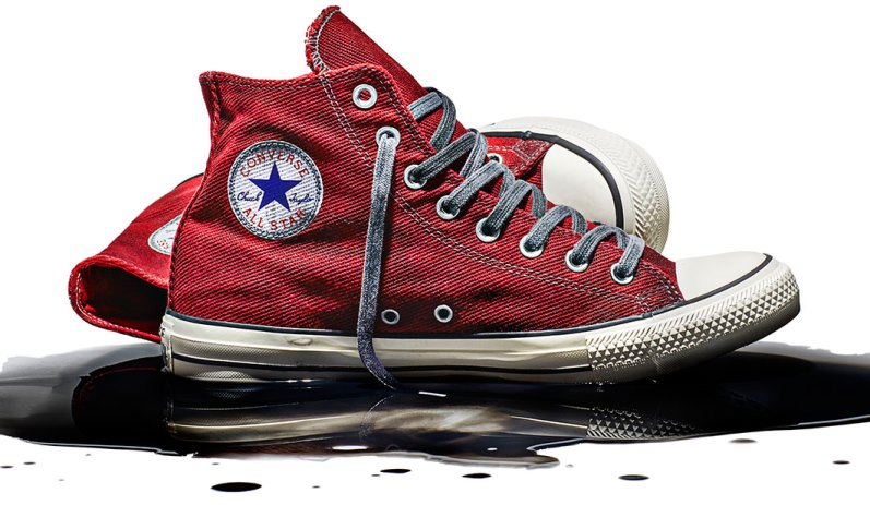 Chuck Taylor All Stars Red   White 9ba897e4b