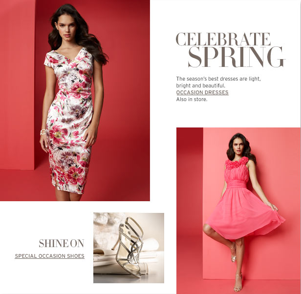 Spring Fashion Dresses