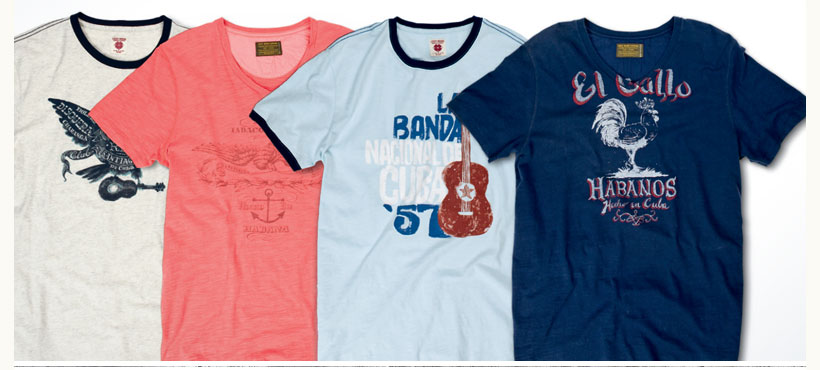 8dd7d89a39 Lucky Brand Men's Graphic Tees April 2011 : Shop Men's Graphic Tees ...