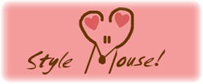 StyleMouse Pink : Fashion Videos Logo of Style Mouse